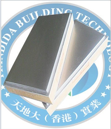 TDD-防火保温装饰一体板