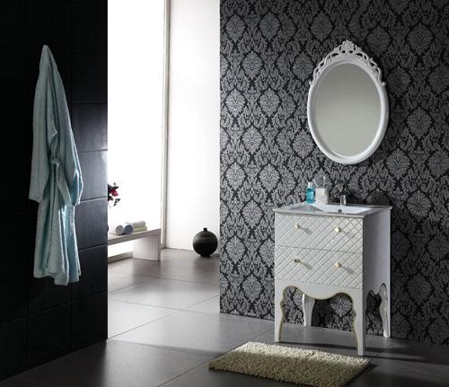 欧式简约 浴室柜