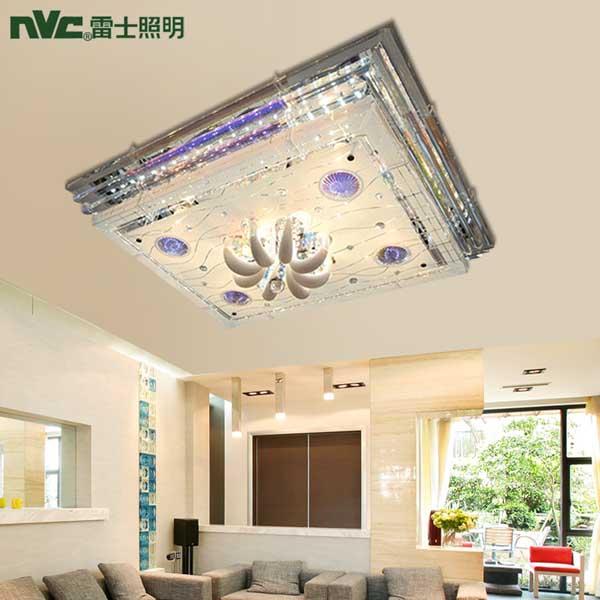 雷士灯具LED水晶客厅饰NVX82272