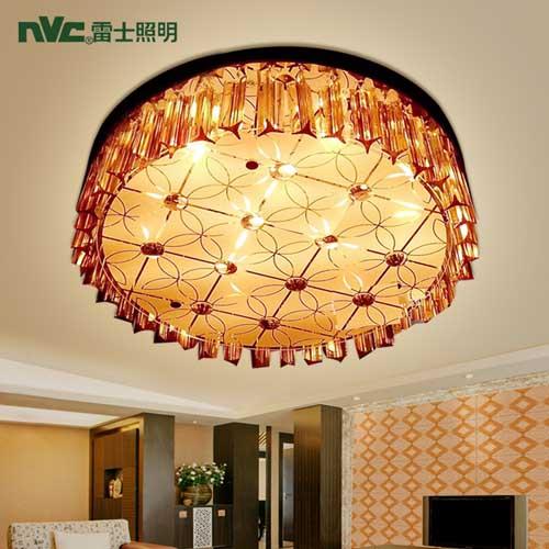 雷士照明灯具LED水晶客厅饰