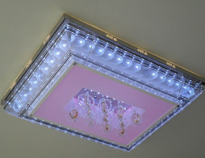 雷士照明客厅灯水晶灯
