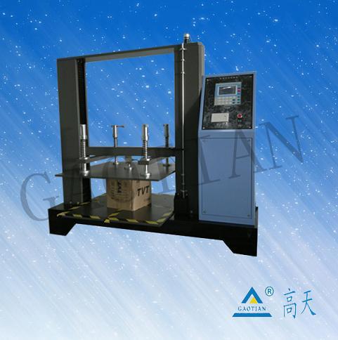 箱包检测设备纸箱抗压试验机