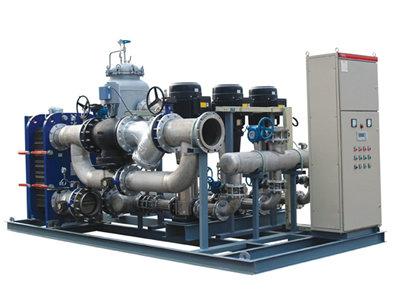 CLZH 苏州水水板式换热机组 苏州潺林机电