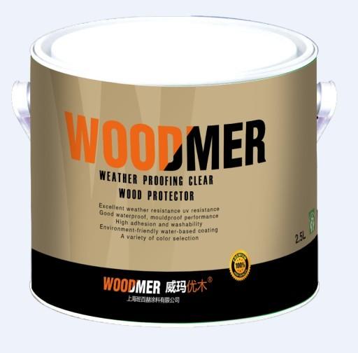 水封漆,户外木器漆,水性木器漆,木屋涂料