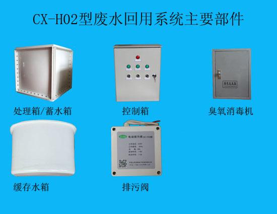 CX-H02型废水回用系统