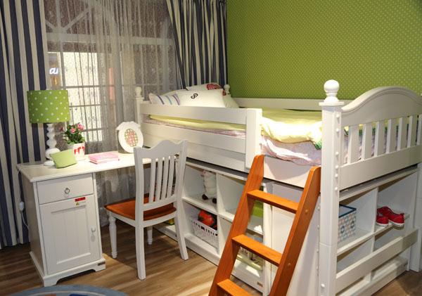 个性儿童高低床