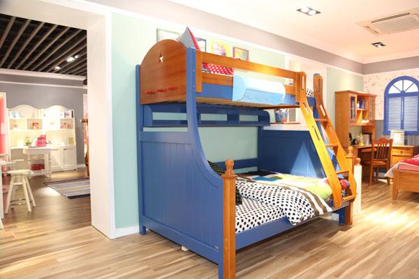 个性儿童床组合