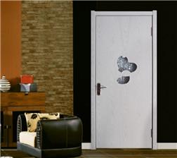 大连展志天华木门 免漆门 室内门 FD-422B
