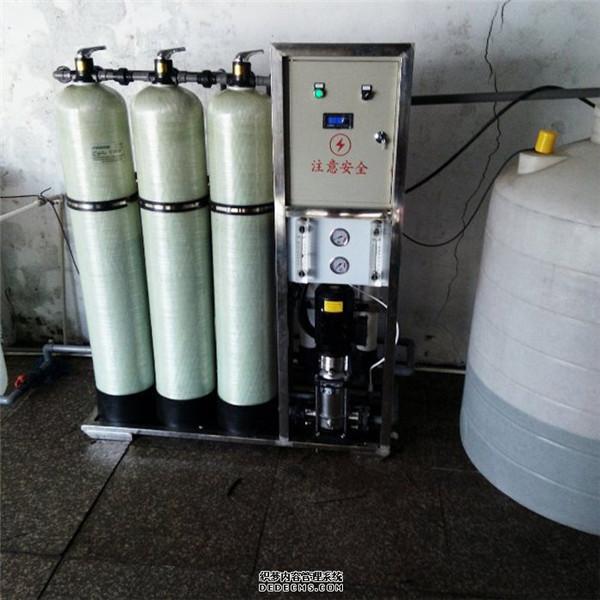 供应2吨软化水设备 南通市软化水设备 纯水设备 反渗透设备