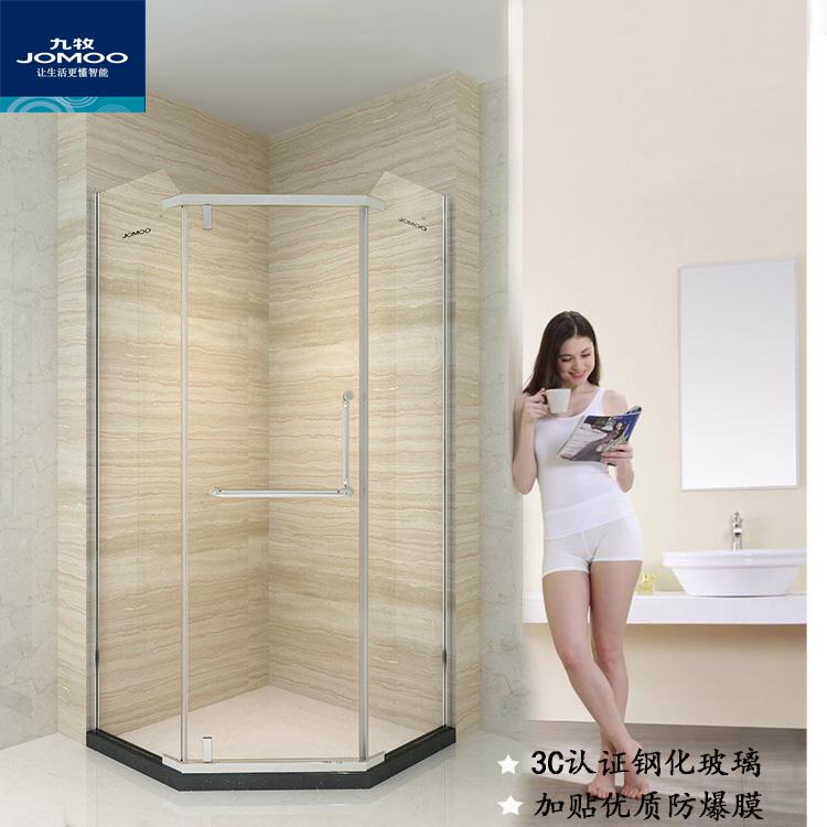 九牧钻石型淋浴房M7421