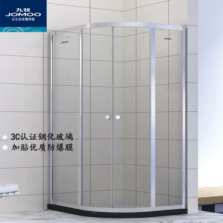 九牧扇形淋浴房M4581