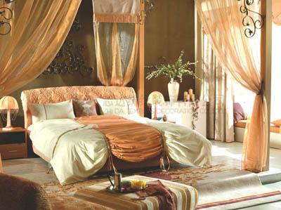 华尔兹卧室