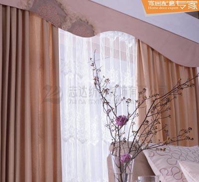 梦露卧室窗帘