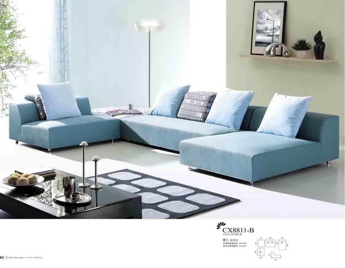 布艺沙发CX8811-B