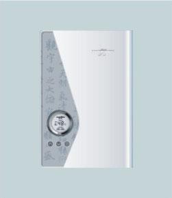 哈佛即热式电热水器J80D