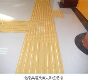 室内外塑料材质的盲人通道地砖