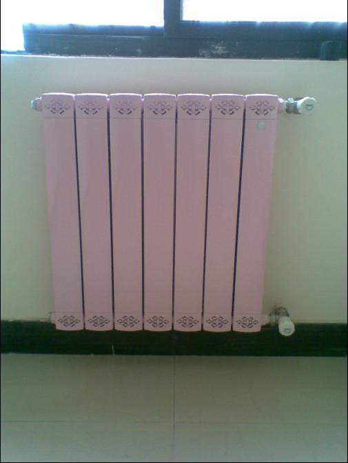 瓦萨齐散热器实景拍摄