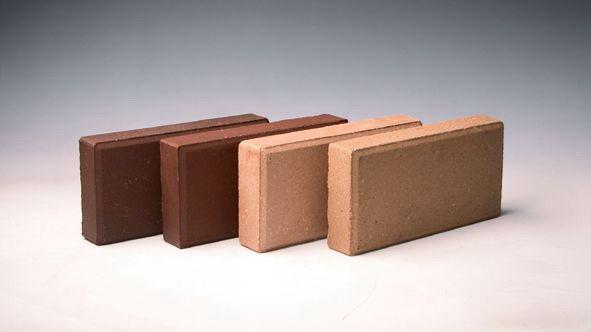 陶土道板砖、陶土烧结砖、路面砖