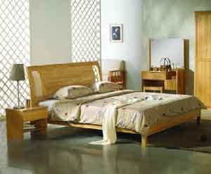 床、 床头柜