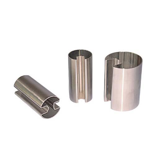 不锈钢槽型管
