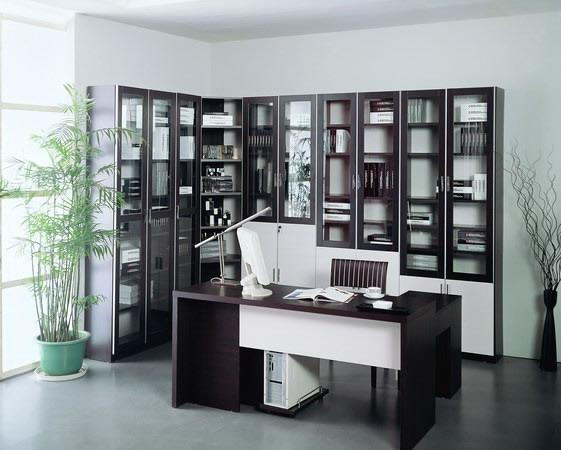 书柜.电脑台