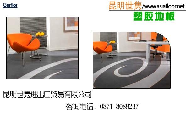 塑胶地板网 PVC地板价格 防静电地板