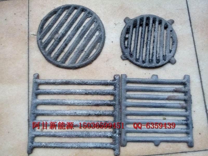 炉条生铁铸铁圆形炉条炉底炉箅子炉桥